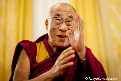 سخنان زیبا و آموزنده دالای لاما