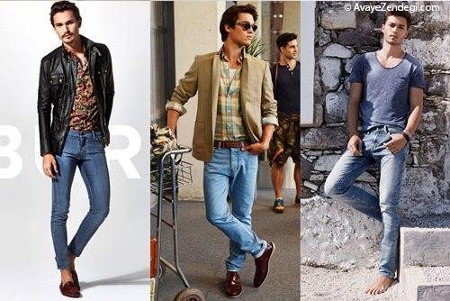 طرز لباس پوشیدن به سبک بوهو برای آقایان